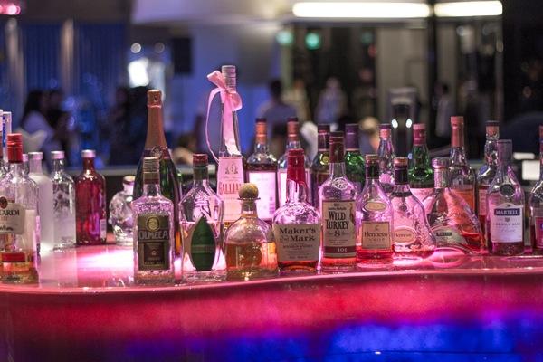 Hard Rock Hotel cocktail bar