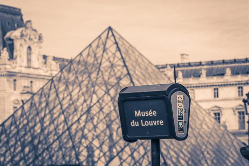 Paris Musee de Louvre