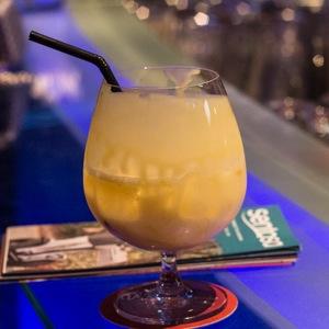 Hard Rock Hotel cocktail