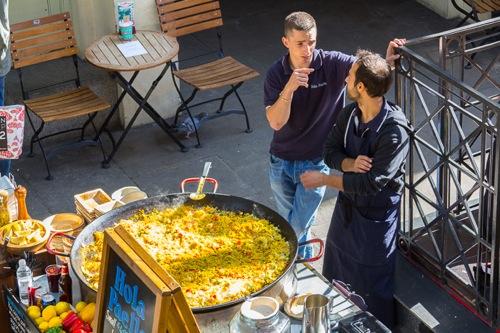 Giant Paella
